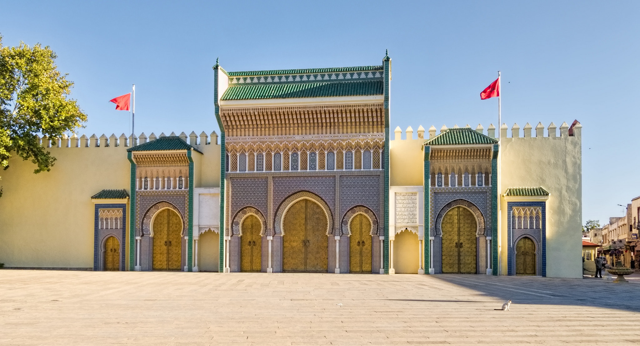 one week trip to Morocco