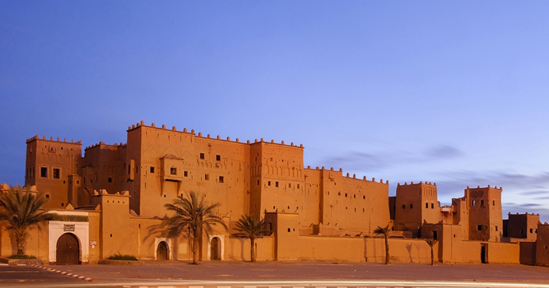 13 Day tour of Morocco
