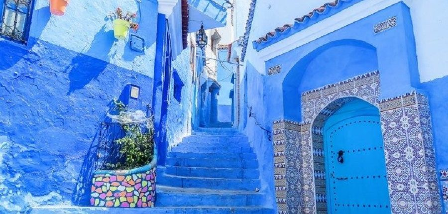 2 day trip from casablanca to chefchaouen
